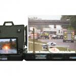 Simulateur Sécurité sur la route avec écran interactif